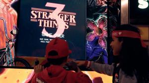 NETFLIX – Stranger Things