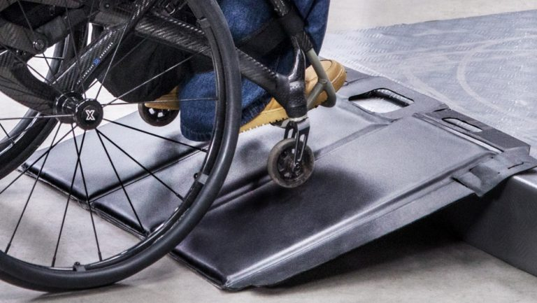 Accessibility Mat – Ford apresenta 'Tapete de Acessibilidade'
