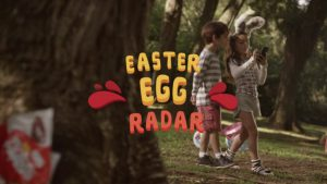 Easter Egg Radar – Garoto