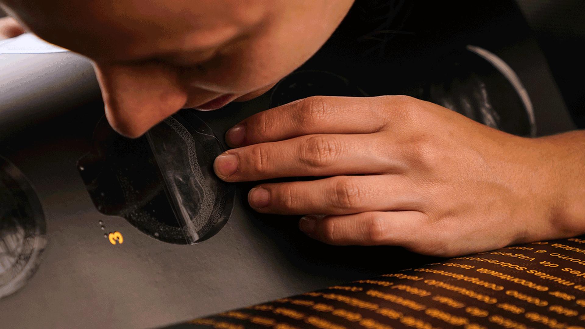 Aromas adicionados ao livro