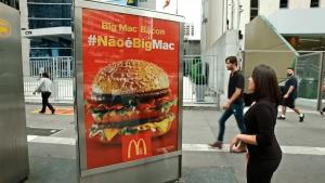 É Ou Não É Big Mac? McDonald's