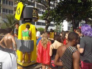 Xixi Elétrico – Carnaval Afro Reggae