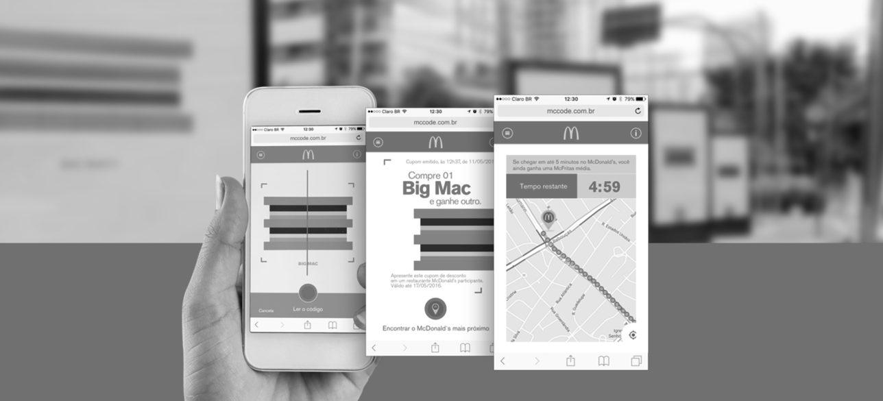 McCode   McDonald's / 2016